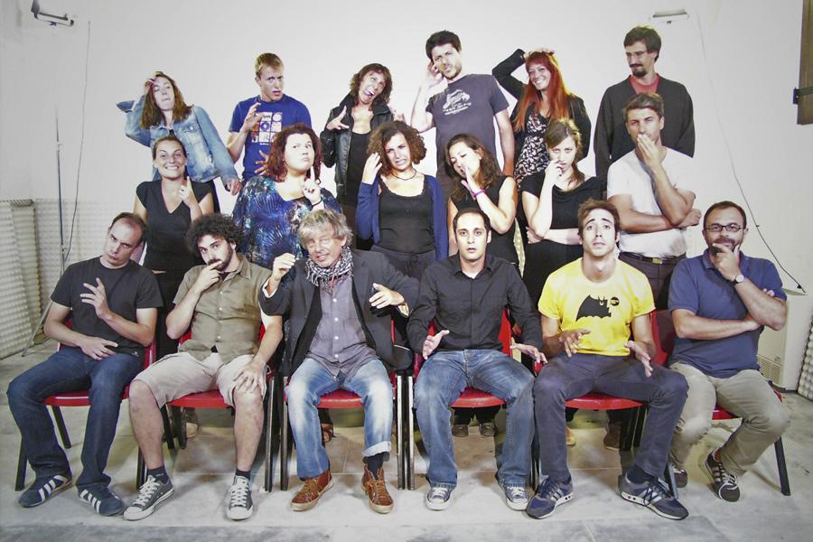 Laboratorio 2011 <br/> a cura di Paolo Rossi