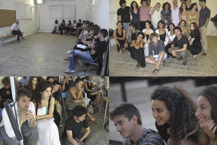 Laboratorio 2010 <br/> a cura di Toni Servillo