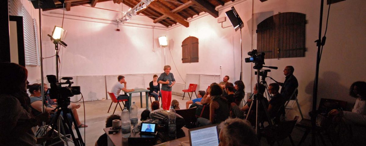Fortezza I Colmi - ValigiaLab 2011 - Paolo Rossi - Foto di Fabio Presutti