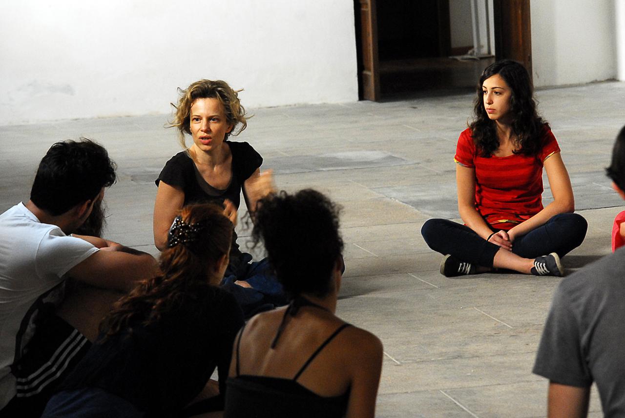 Il teatro della voce Stage/laboratorio residenziale