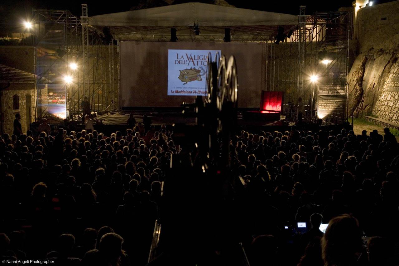 Fortezza I Colmi - La valigia dell'attore - Foto di Nanni Angeli