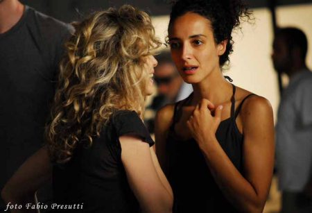 Sonia Bergamasco, Astrid Meloni - La valigia dell'attore 2013 - Foto di Fabio Presutti