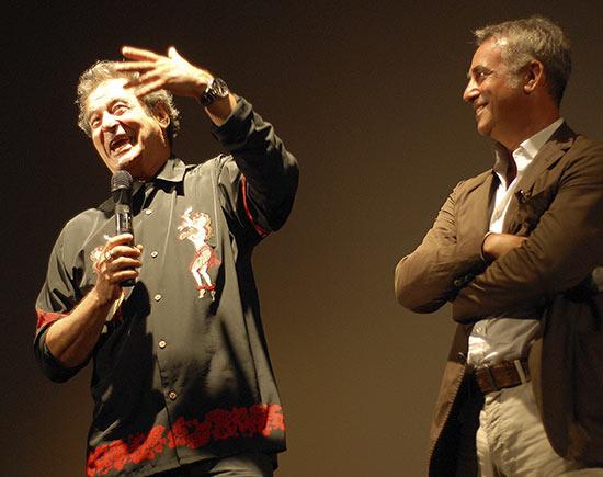 Ennio Fantastichini, Massimo Ghini