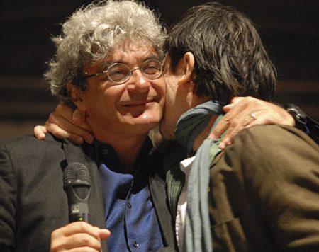 Mario Martone, Luigi Lo Cascio - La valigia dell'attore 2011 - Foto di Fabio Presutti