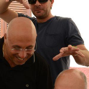 A. Tovo, T. Di Fraia, F. Canu - La valigia dell'attore 2014 - Foto Fabio Presutti