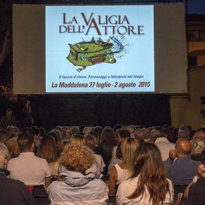 Arena La Conchiglia - La valigia dell'attore 2015 - Foto di Fabio Presutti