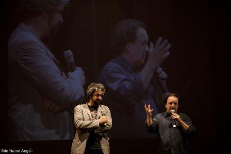 Boris Sollazzo, Enrico Magrelli - La valigia dell'attore 2015 - Foto di Nanni Angeli