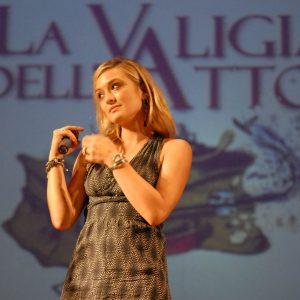 Carolina Crescentini - La valigia dell'attore 2012 - Foto di Fabio Presutti 3