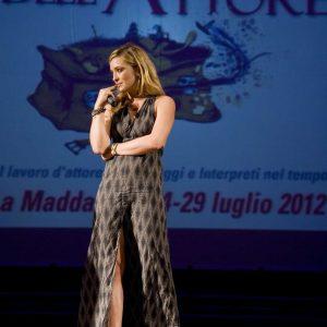 Carolina Crescentini - La valigia dell'attore 2012 - Foto di Nanni Angeli