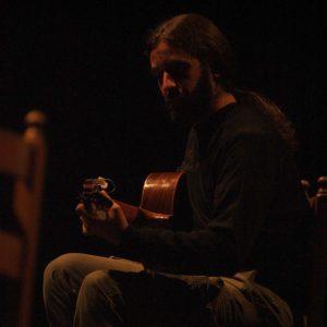 La fila indiana - Matteo D'Agostino - La valigia dell'attore 2011 - Foto di Gianni Fano
