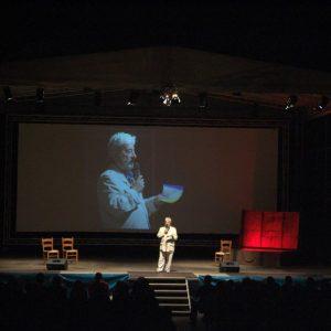Gianfranco Cabiddu - La valigia dell'attore 2011 - Foto di Gianni Fano