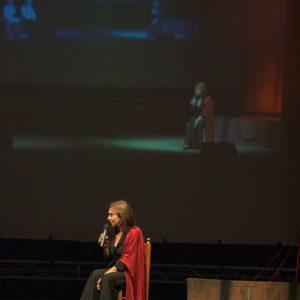 Anna Bonaiuto - La valigia dell'attore 2011 - Foto di Gianni Fano 3