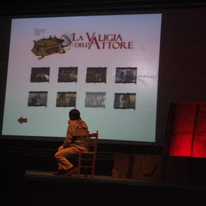 Luigi lo Cascio - La valigia dell'attore 2011 - Foto di Gianni Fano