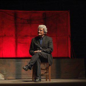 Mario Martone - La valigia dell'attore 2011 - Foto di Gianni Fano