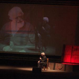 Mario Martone - La valigia dell'attore 2011 - Foto di Gianni Fano 2