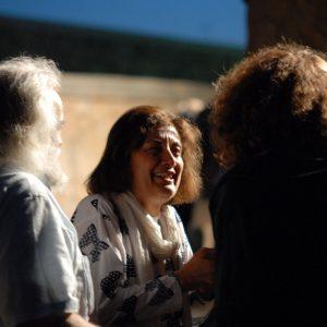Ferruccio Marotti , Luisa Tinti - La valigia dell'attore 2012 - Foto Fabio Presutti