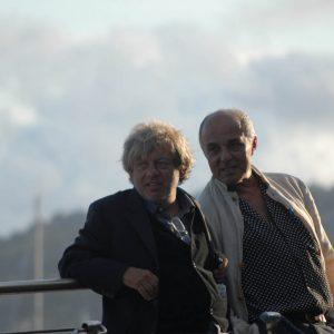Paolo Rossi, Sergio Tramonti - La valigia dell'attore 2011 - Foto di Fabio Presutti