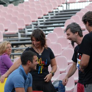 R. Tramonti, M. Bulciolu, A. Celestini - La valigia dell'attore 2011 - Foto di F. Presutti