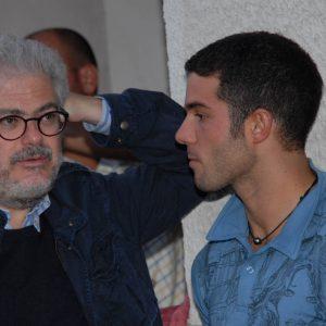 Roberto Andò, Riccardo Tramonti - La valigia dell'attore 2011 - Foto di F. Presutti