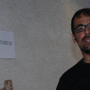 Luca Ronchi - La valigia dell'attore 2011 - Foto di F. Presutti