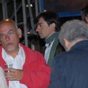Fabio Canu, Luigi Lo Cascio - La valigia dell'attore 2011 - Foto di F. Presutti