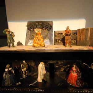 Fortezza I Colmi - Mostra di Sergio Tramonti - La valigia dell'attore 2011 - Foto di Fabio Presutti 5