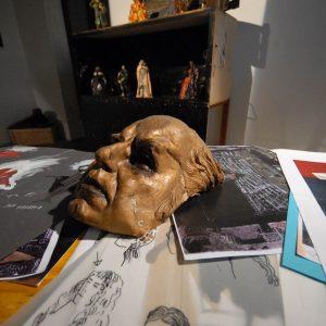 Fortezza I Colmi - Mostra di Sergio Tramonti - La valigia dell'attore 2011 - Foto di Fabio Presutti 4
