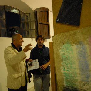 Sergio Tramonti, Adriano Tovo - La valigia dell'attore 2011 - Foto di Fabio Presutti