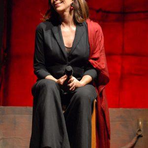 Anna Bonaiuto - La valigia dell'attore 2011 - Foto di Fabio Presutti