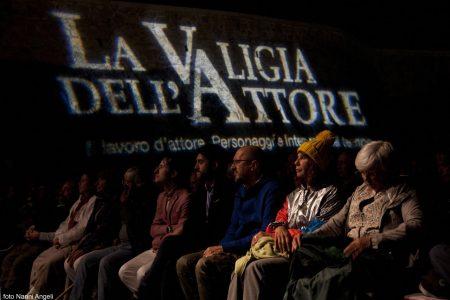 Fortezza I Colmi - Pubblico - La valigia dell'attore 2014 - Foto di Nanni Angeli