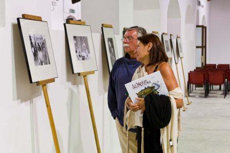Mostra di Tatiano Maiore su Solinas - La valigia dell'attore 2010 - Foto di Eugenio Schirru
