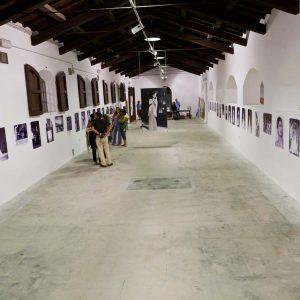 Fortezza I Colmi - Mostra Lia Origoni - La valigia dell'attore 2010 - Foto di Eugenio Schirru 1