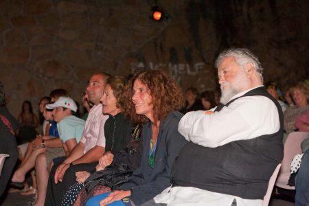 Platea Fortezza I Colmi - La valigia dell'attore 2010 - Foto di Eugenio Schirru