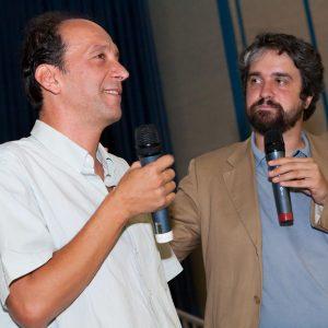 Gianluca Greco, Boris Sollazzo - La valigia dell'attore 2010 - Foto di Eugenio Schirru 1