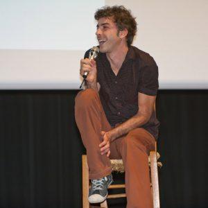 Michele Riondino - La valigia dell'attore 2010 - Foto di Eugenio Schirru 2