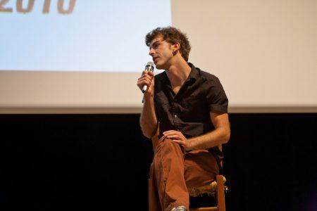 Michele Riondino - La valigia dell'attore 2010 - Foto di Eugenio Schirru