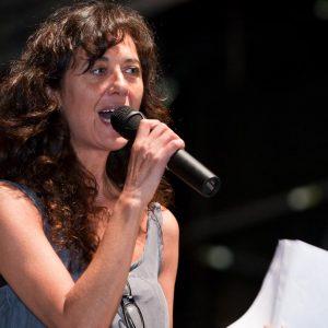 Premiazione Solinas a La Maddalena - Annamaria Granatello - La valigia dell'attore 2010 - Foto di Eugenio Schirru