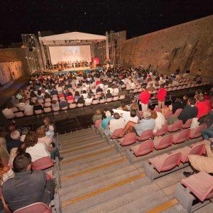 Fortezza I Colmi - La valigia dell'attore 2010 - Foto di Eugenio Schirru