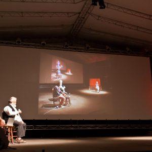 Fabrizio Deriu, Ferruccio Marotti, Toni Servillo - La valigia dell'attore 2010 - Foto di Eugenio Schirru