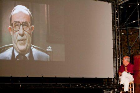 Toni Servillo - La valigia dell'attore 2010 - Foto di Eugenio Schirru 1