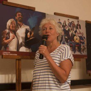 Francesca solinas - La Valigia dell'attore 2015 - Foto di Nanni Angeli