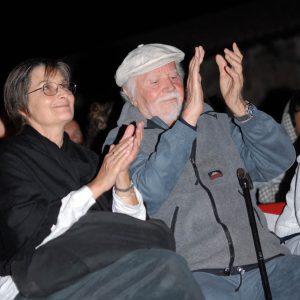 Gabriele Ferzetti - La valigia dell'attore 2012 - Foto di Fabio Presutti