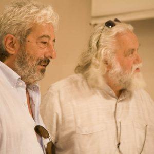 Gianfranco Cabiddu, Ferruccio Marotti - La valigia dell'attore 2012 - Foto di Nanni Angeli