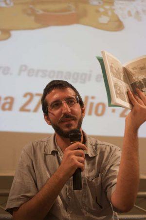 Gian Luigi Pucciarelli - La Valigia dell'attore 2015 - Foto di Nanni Angeli