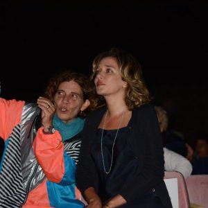 Giovanna Gravina, Valeria Golino - La valigia dell'attore 2014 - Foto di Fabio Presutti