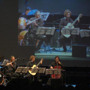 Egli Squarciò - I Virtuosi di San Martino - La valigia dell'attore 2010 - Foto di Gianni Fano