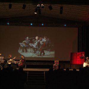 Egli Squarciò - I Virtuosi di San Martino, Toni Servillo- La valigia dell'attore 2010 - Foto di Gianni Fano