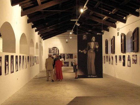 Mostra Lia Origoni - La valigia dell'attore 2010 - Foto di Tatiano Maiore