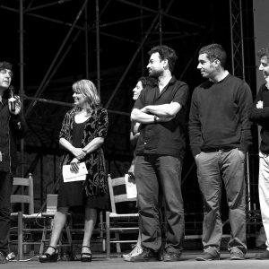 Premiazione Solinas a La Maddalena - Giorgio Gosetti - La valigia dell'attore 2010 - Foto di Tatiano Maiore
