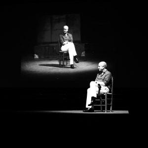 Toni Servillo - La valigia dell'attore 2010 - Foto di Tatiano Maiore